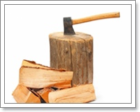 lLogs for firewood Leamington and warwickshire